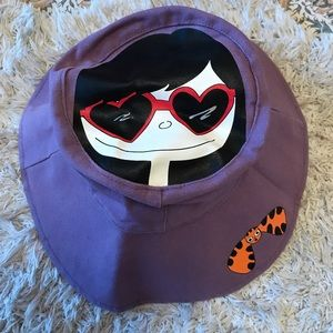 Marc by Marc Jacobs Miss Marc Beach Hat😎